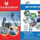 Chuyên in catalog giá rẻ tại Cầu Giấy