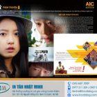 In catalog giới thiệu kênh truyền hình VTV7