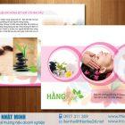 Thiết kế và in catalog Spa