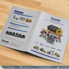 In catalog công ty thiết bị, phụ tùng Đại Dương